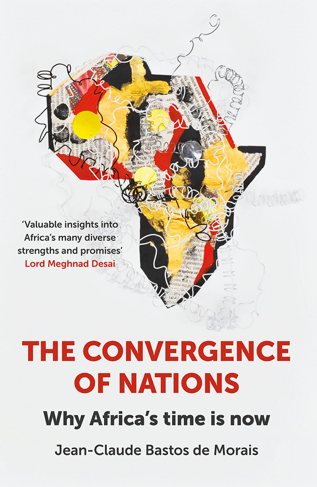 The Convergence of Nations cover for kindle