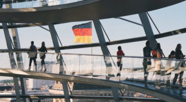 Something shifting in German fiscal state
