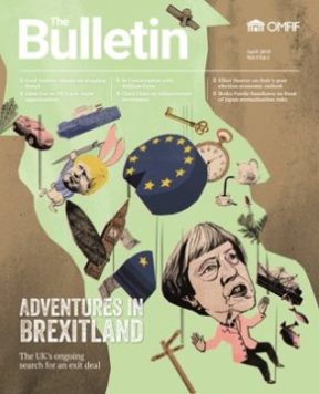 April 2018: Adventures in Brexitland