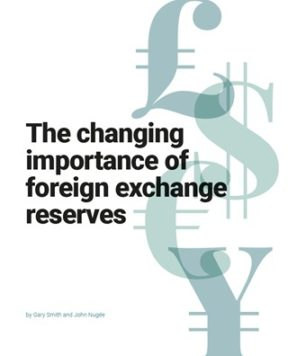Changing importance of FX reserves