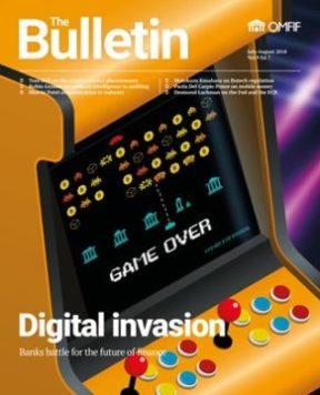 July/August 2018: Digital invasion