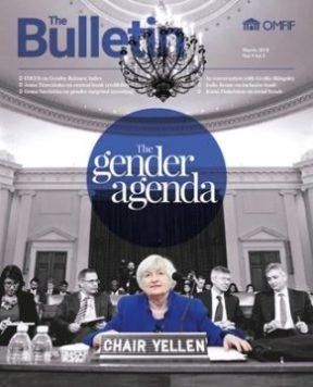 March 2018: The gender agenda