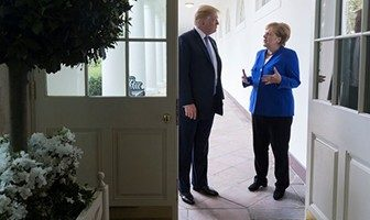 On the road to a US-German trade war