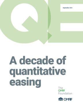 A decade of quantitative easing
