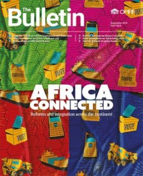 September 2018: Africa connected