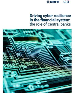 Driving cyber resilience in the financial system