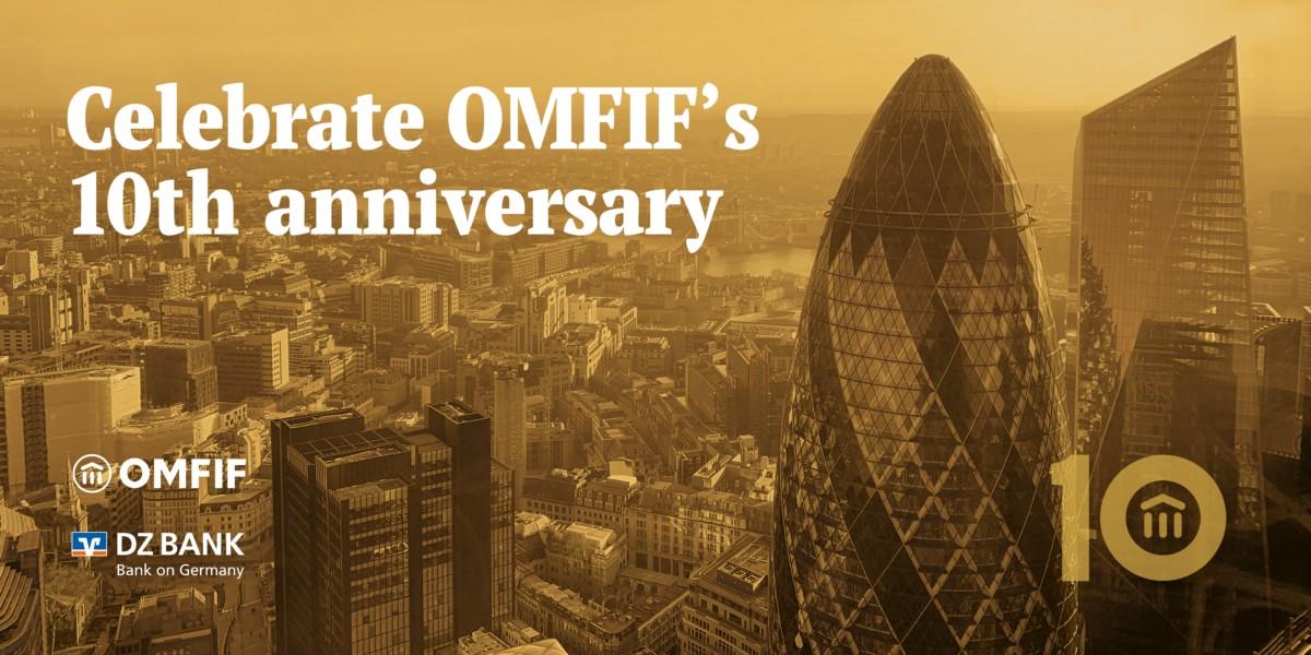 OMFIF 10 banner