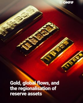 Gold and global flows