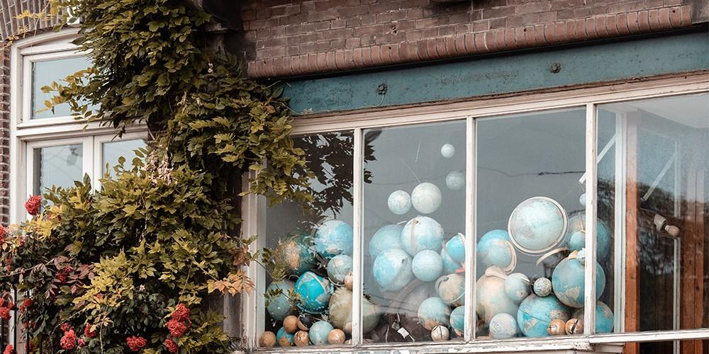 globes in window newweb