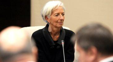 Draghi helps Lagarde gain her footing