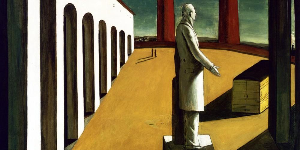 Giorgio de Chirico italian surrealism newweb