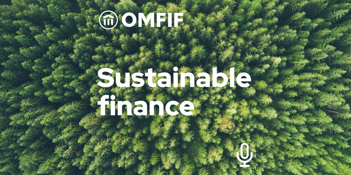 Podcast- Sustainable finance