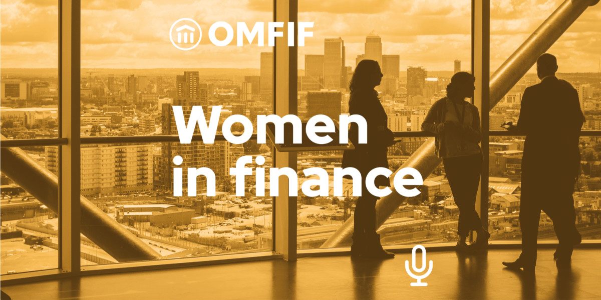 Podcast- Women in finance