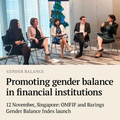 Promoting gender balance BOX
