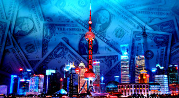 China setting records in dollar bond market