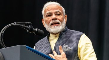 India hands economic reins to China