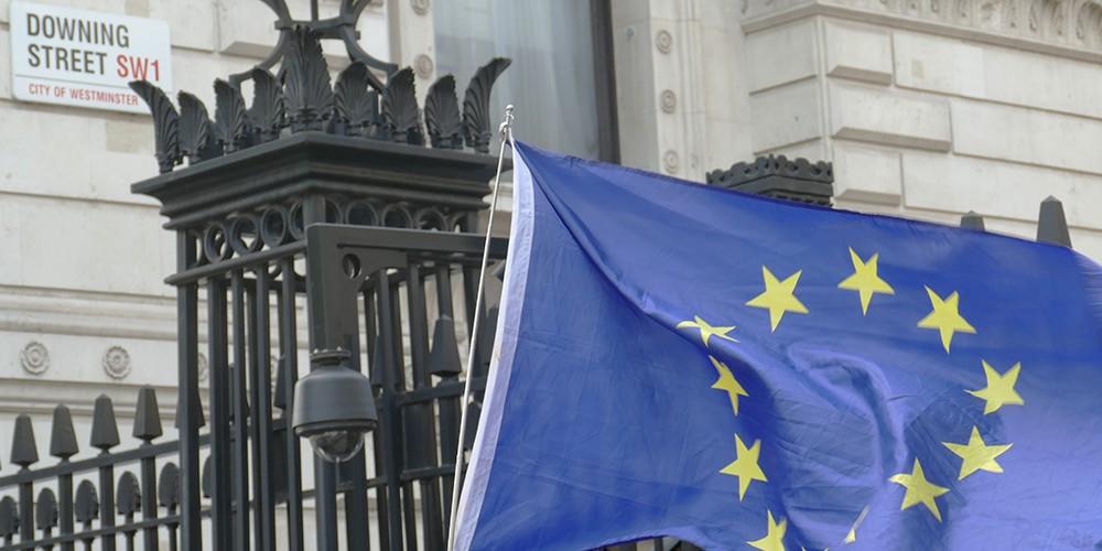 eu flag downing street newweb