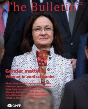 March 2017: Gender matters