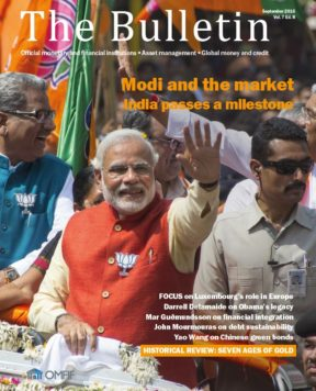September 2016: Modi and the market
