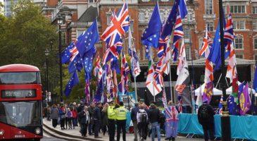 Five scenarios for Brexit
