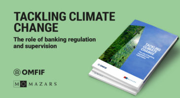 Central banks plan radical change in regulatory landscape to tackle climate crisis – time for banks to get ready