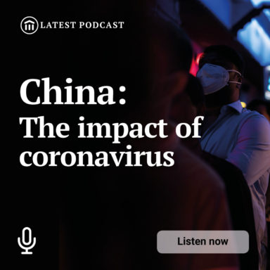 Podcast - China coronavirus