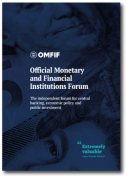 About OMFIF cover