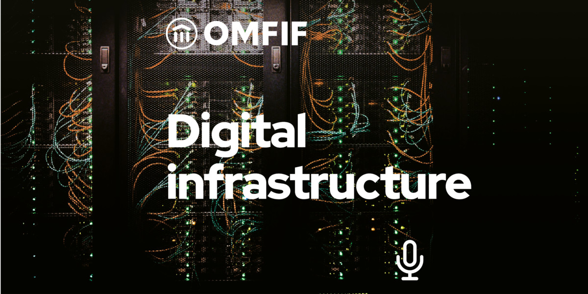 Podcast - Digital infrastructure