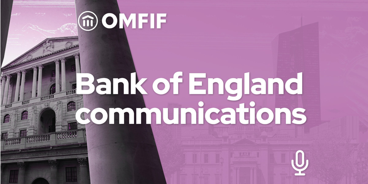 Podcast - BoE communications