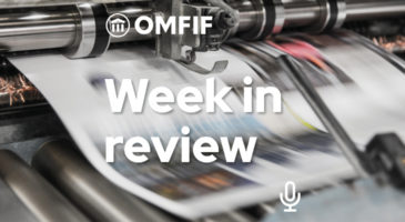 Week in review: Risky rates, Chinese banks' global outreach, decadent Brexit, and more