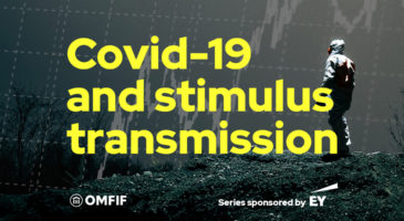 Stimulus transmission and its financial consequences