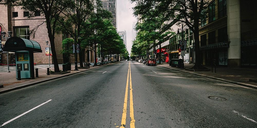 empty street newweb