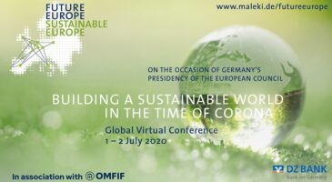 Building a sustainable world in the time of corona