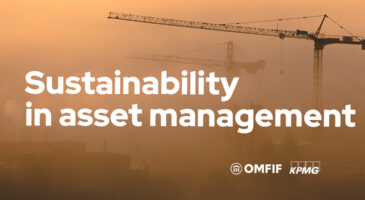 The OMFIF/KPMG series: Sustainability and stewardship in asset management