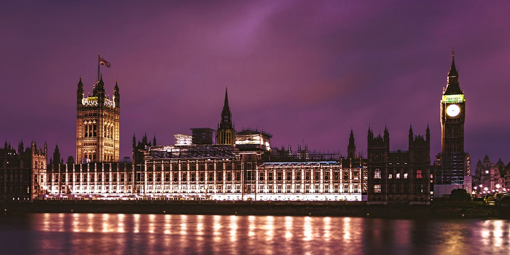 Westminster - David Lidington