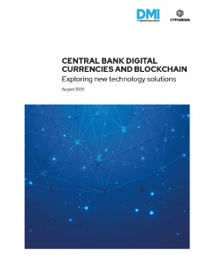 Central Bank Digital Currencies and Blockchain