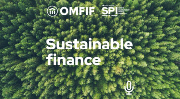 Leveraging fintech for sustainability