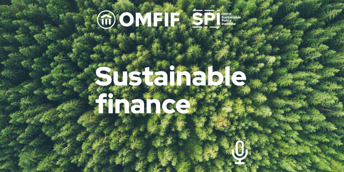 Podcast- Sustainable finance_SPIVERSION