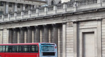 Power and globalisation at the Bank of England
