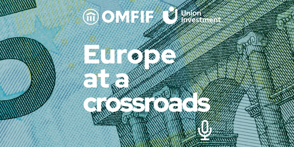 Podcast- Europe at a crossroads - updated