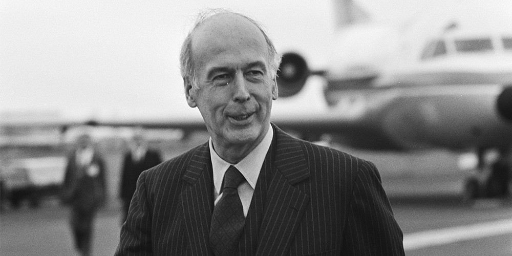valery giscard d'estaing newweb