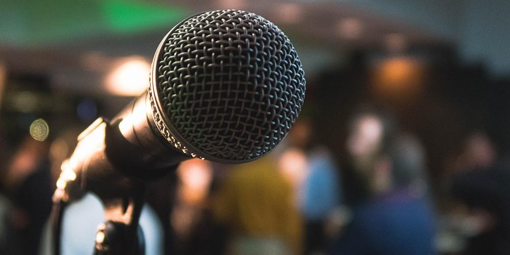 microphone newweb