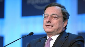 Draghi's second chance to save Europe