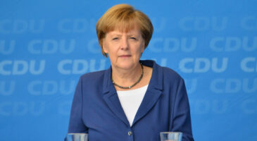 Heavy losses for Merkel complicate European recovery policies