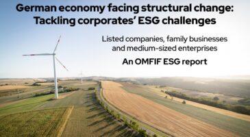 OMFIF starts poll on German corporate sustainability