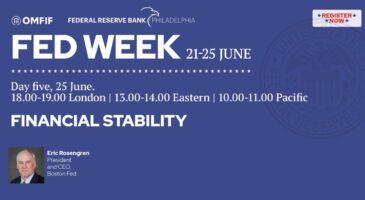 Fed week: Financial stability
