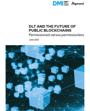 DLT and the future of public blockchains