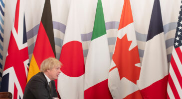G7 finds new purpose as G20 takes back seat