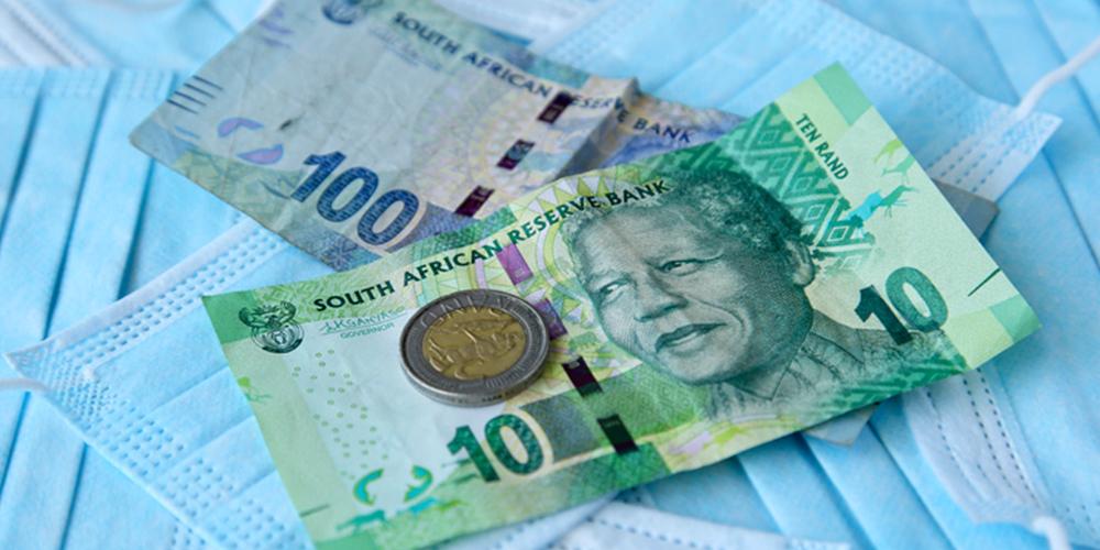 South African rand newweb