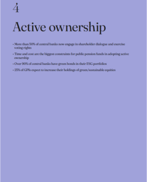 GPI 2021: Active Ownership